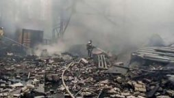 15 killed after explosion at factory in Russia's Ryazan region