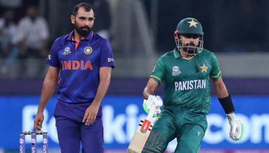 ICC T20 World Cup: Fans questions Shami's loyalty after India's defeat